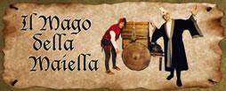 spettacoli Bologna - IL MAGO DELLA MAIELLA