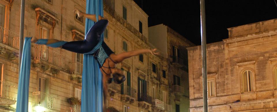 Gaby Corbo - corsi circo Bologna